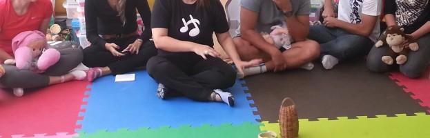 CAPACITAÇÃO EM MUSICALIZAÇÃO INFANTIL