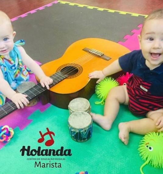 Música e Bebês
